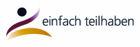 Logo einfach-teilhaben.de