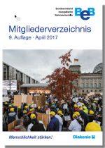 Cover Mitgliederverzeichnis 2017